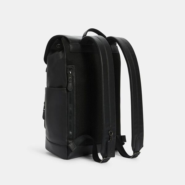 Track Backpack, QB/BLACK, hi-res