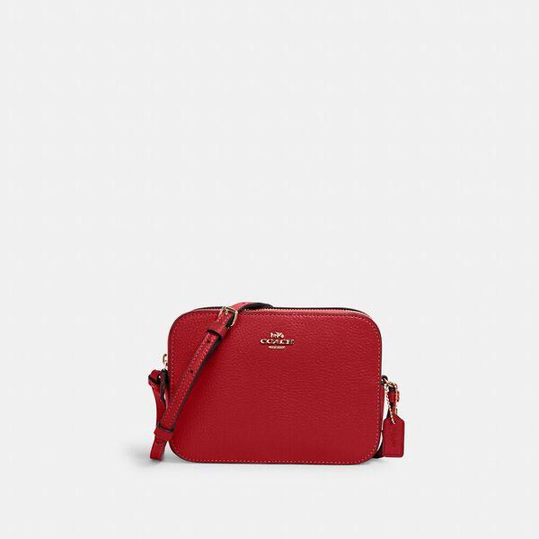 Mini Camera Bag, IM/1941 RED, hi-res