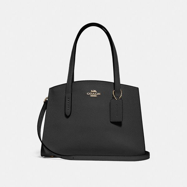 Charlie Carryall 28, LI/BLACK, hi-res