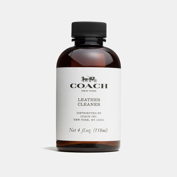 Coach Leather Cleaner
