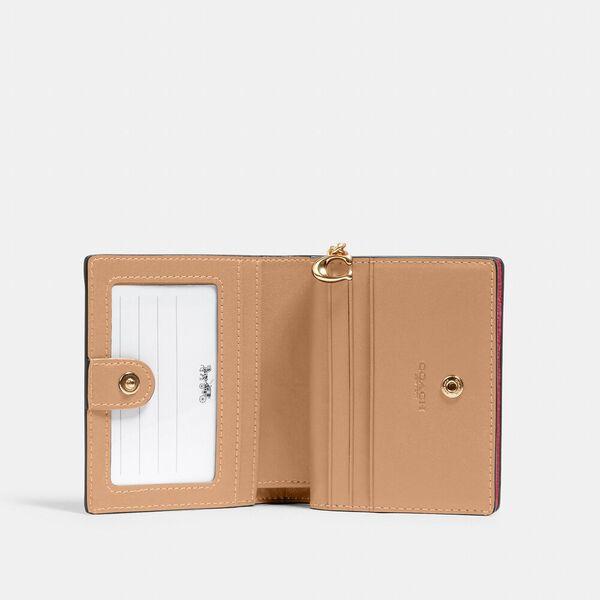 Snap Wallet, IM/CONFETTI PINK, hi-res