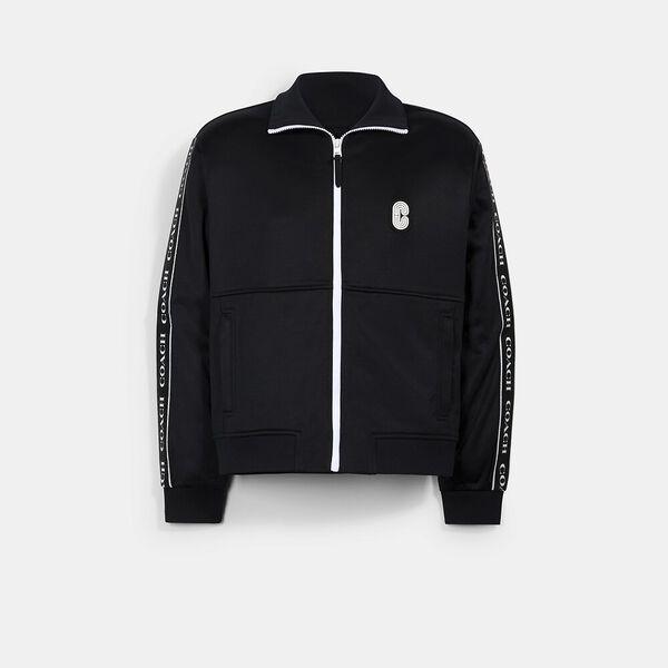 Track Jacket, BLACK, hi-res