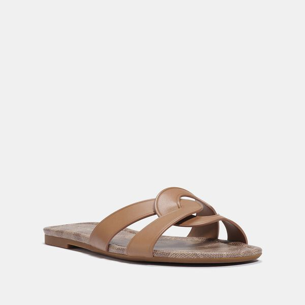 Essie Sandal, NATURAL, hi-res