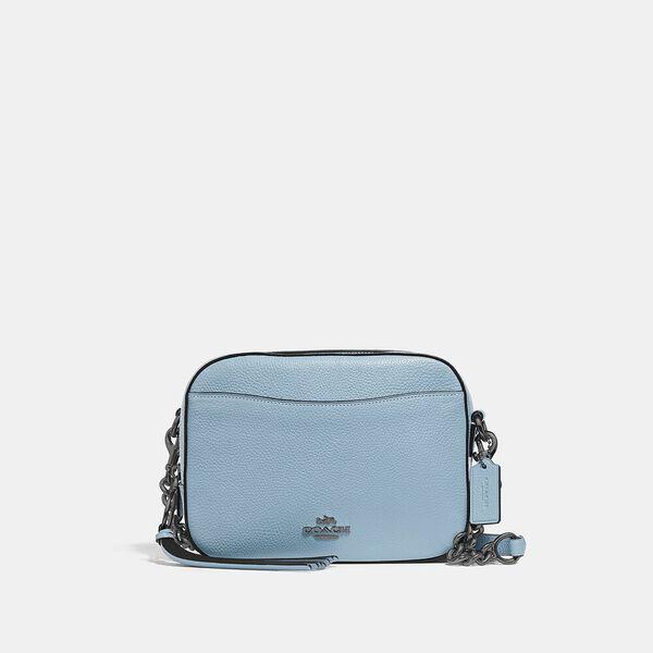 Camera Bag, GM/AZURE, hi-res