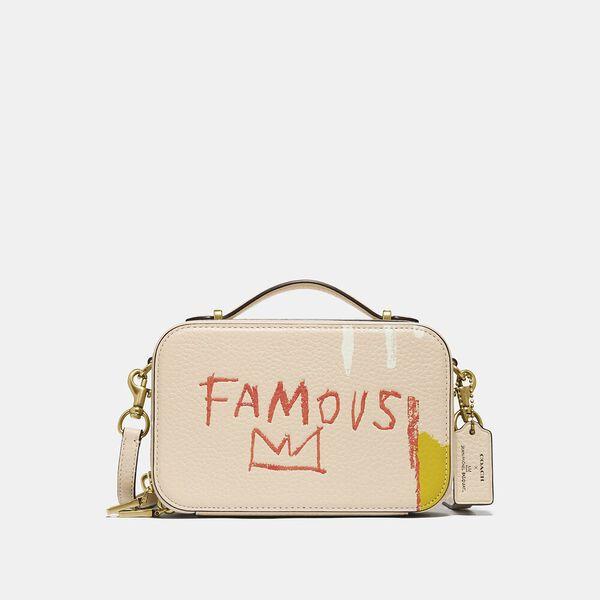 Coach X Basquiat Famous Alie Belt Bag