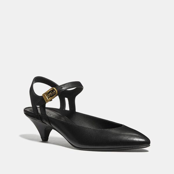 Ankle Strap Heel