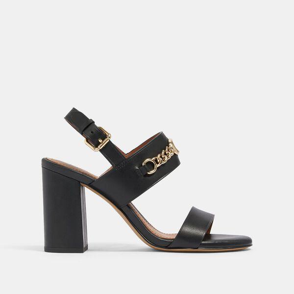 Mari Sandal, BLACK, hi-res