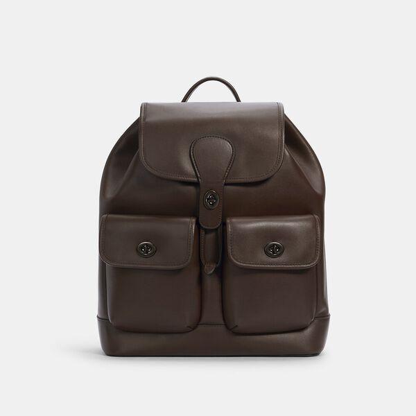 Heritage Backpack, QB/DARK TEAK, hi-res