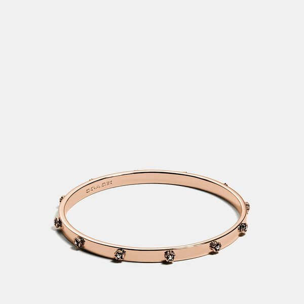 Tea Rose Bangle, ROSE GOLD, hi-res