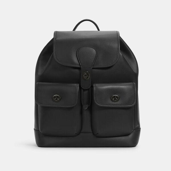 Heritage Backpack, QB/BLACK, hi-res