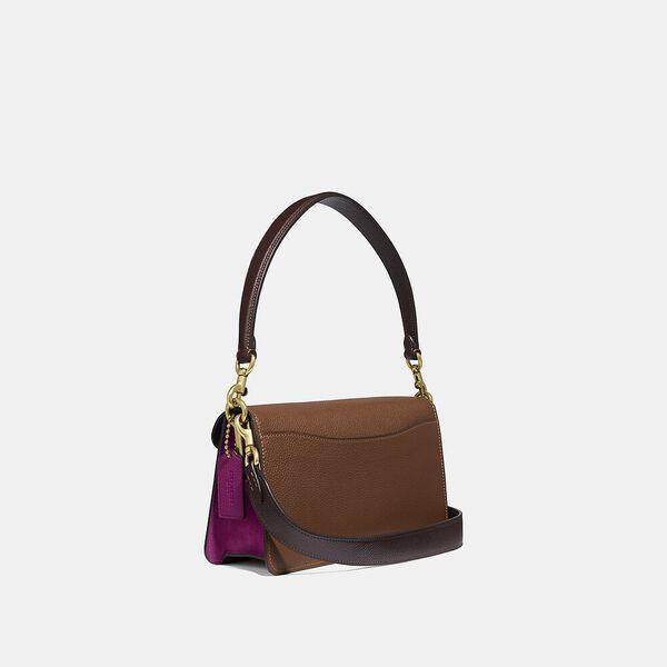 Tabby Shoulder Bag 26 In Colorblock, B4/Hibiscus Multi, hi-res
