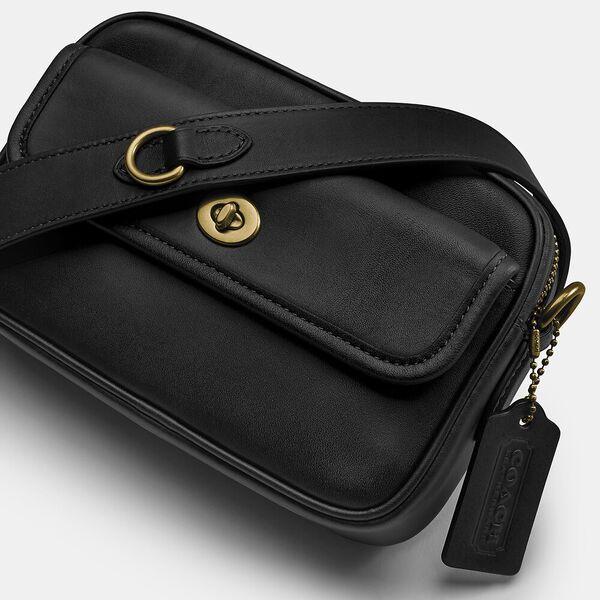 Convertible Waist Pack, B4/BLACK, hi-res