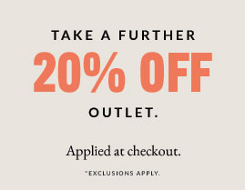 Extra 20% Off Outlet
