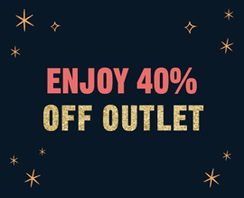 40% Off Outlet