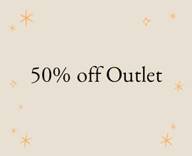 50% off Outlet